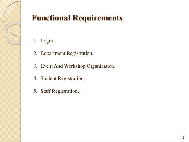 Academic Management System Ppt