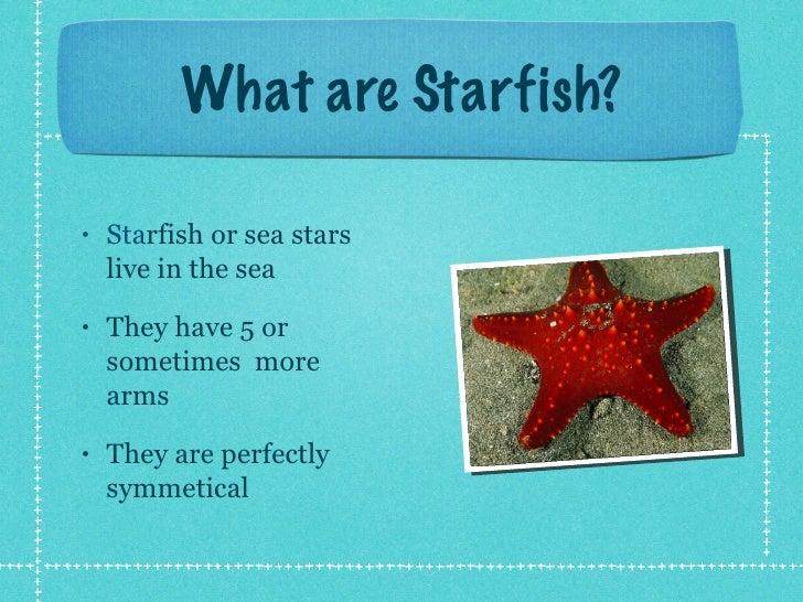 Am Starfish Project