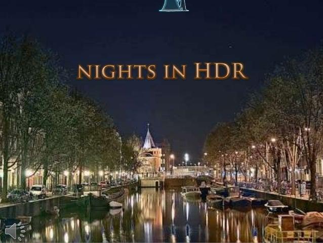 Amsterdam by night (v.m.)
