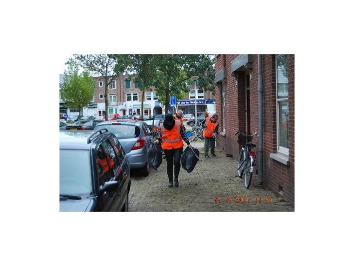 Amsterdam Noord Schoonmaakactie 2012