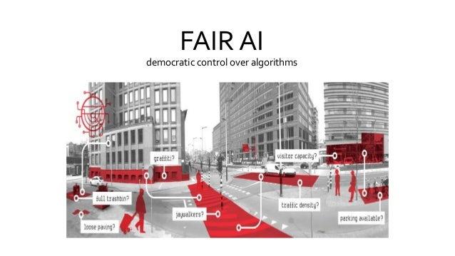 FAIR AI democratic control over algorithms