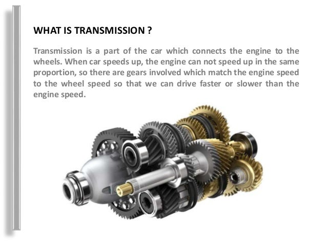 What Is Transmission >> Automated Manual Transmission