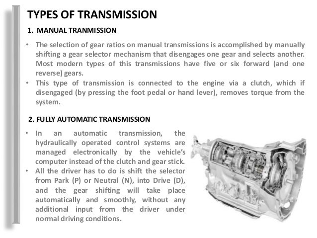 automated manual transmission rh slideshare net e46 manual transmission types manual transmission type in 96 chevy c5500