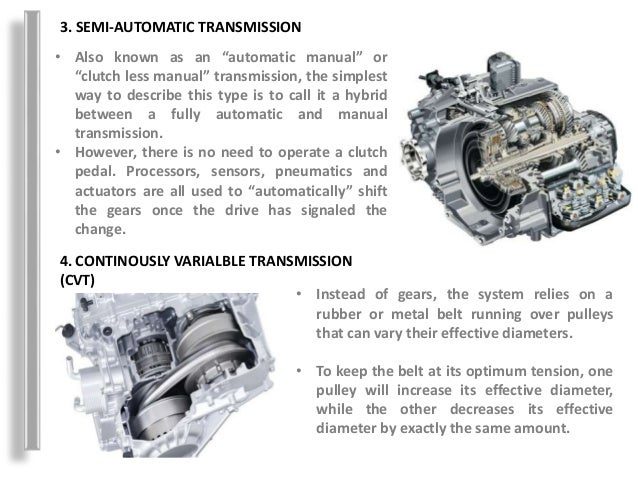 automated manual transmission rh slideshare net Auto Gear Transmissions Auto Gear Transmissions