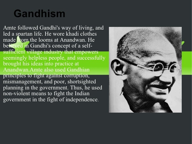 gandhi s dream of a self sufficient village Of people certainly will shatter the dream of a society sufficient village economy where the villages will be the independent economic international journal of academic research issn: 2348-7666 vol this can fulfill gandhi's dreams of self-sufficient village economy 1.