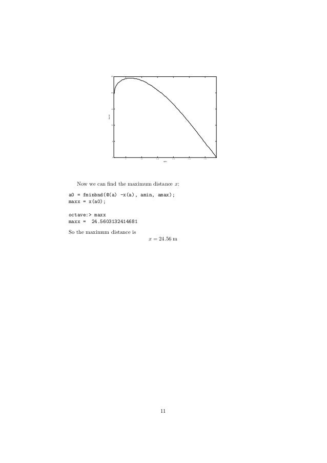 Amth250 octave matlab some solutions (2)