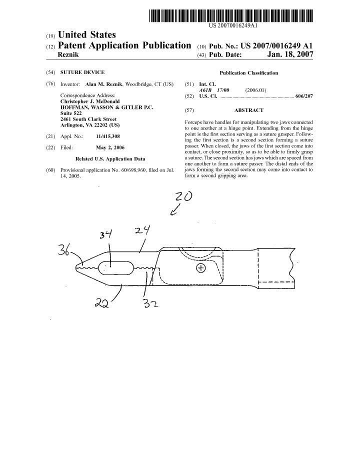 Amt patent #3