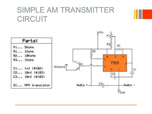 am transmitter 13 638 jpg cb 1471959164 rh slideshare net powerful am transmitter circuit diagram am transmitter circuit diagram pdf