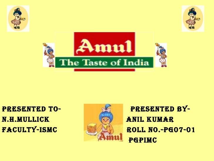 <ul><li>Presented to-  Presented By- </li></ul><ul><li>N.H.Mullick  Anil Kumar </li></ul><ul><li>Faculty-ISMC  Roll No.-PG...
