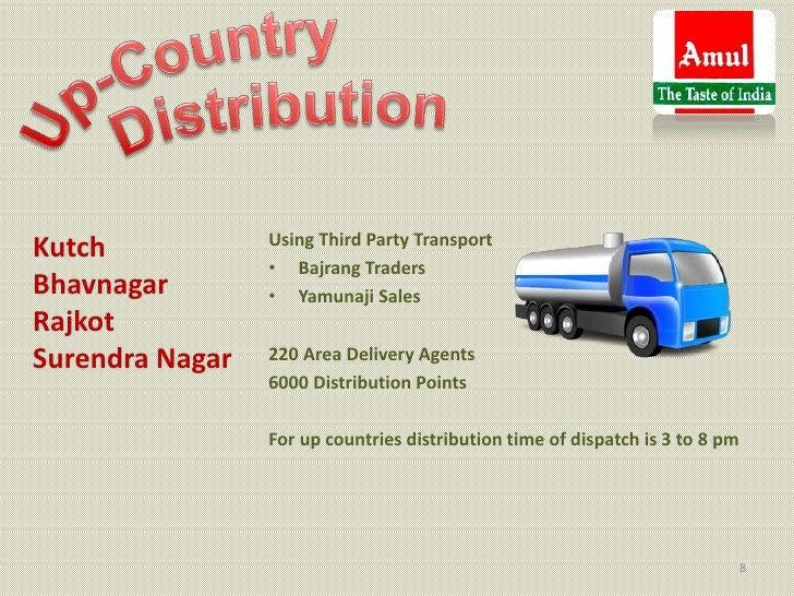Using Third Party TransportKutch                 • Bajrang TradersBhavnagar        • Yamunaji SalesRajkotSurendra Nagar   ...