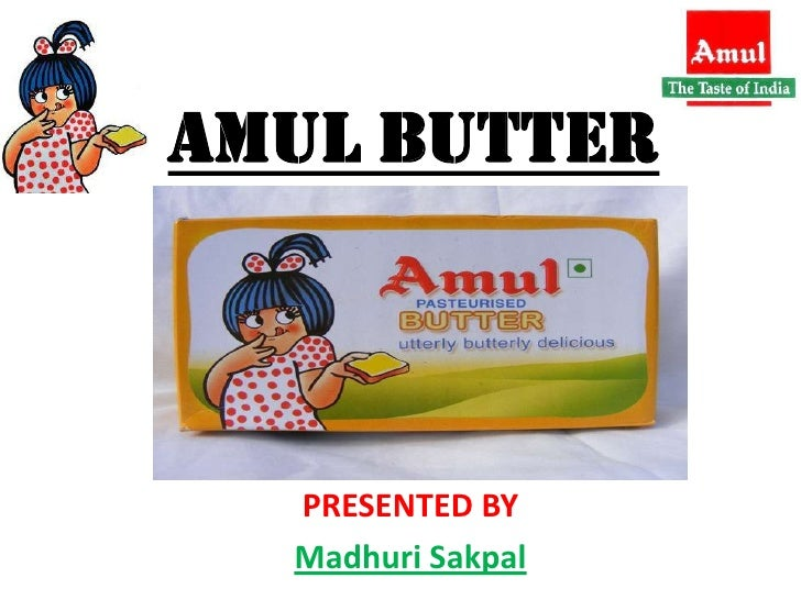 amul butter essay Amul's advertisements have entertained us with their wit, humour,  actress and  former miss world, priyanka chopra essays the role of the.