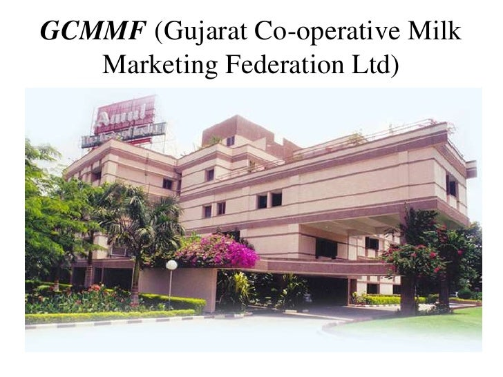 gujarat cooperative milk marketing federation ltd Formed in 1946, it is a brand managed by a cooperative body, the gujarat co- operative milk marketing federation ltd (gcmmf), which today is jointly owned .