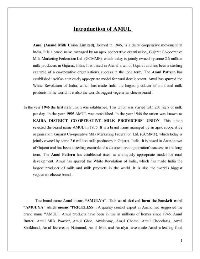 literature review of vadilal ice cream