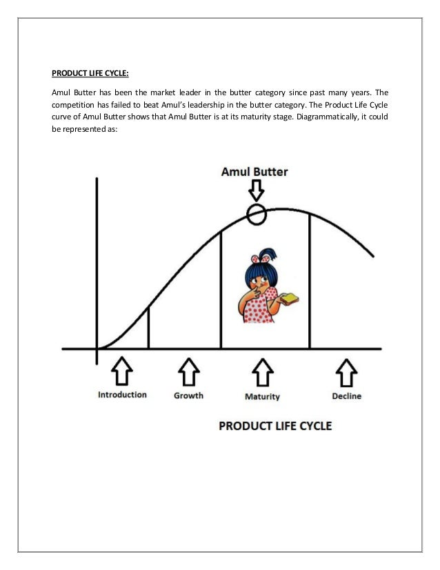 amul product life cycle Product life cycle of amul 12 bibliography 1 the product life  cycle definition this is the idea that products, like people, have a birth, a life and  a.