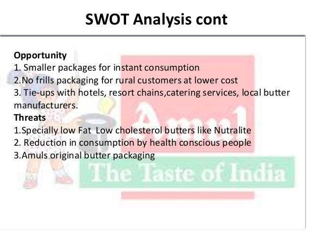 """swot analysis of amul milk 2 """"full form of amul name is anand milk unions limited its also associated with the sanskrit word """"amoolya indigo airline swot analysis."""