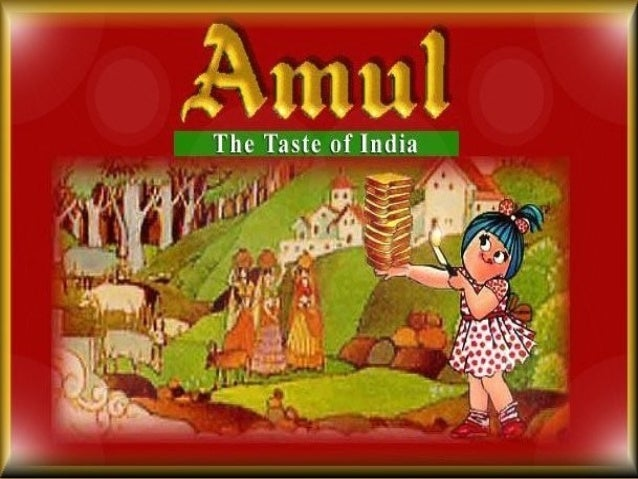 """INTRODUCTION A particular picture in every AMUL office prominently displays that """"never forget your primary customer… if y..."""