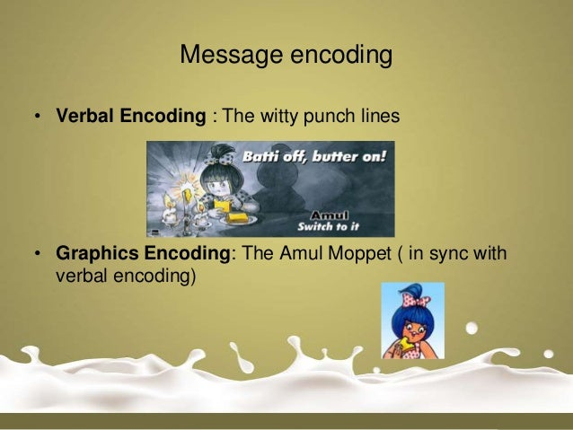 Amul Manthan Ad Song• http://www.youtube.com/watch?v=onhgE0  -z1qM&feature=related