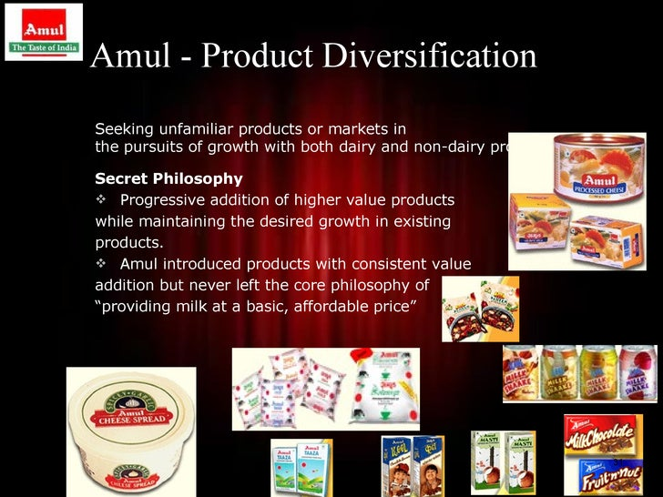 amuls diversification strategy a pizza for Chapter 7 strategy and implementation – business growth diversification this strategy can be risky as different counties have different tastes and needs.