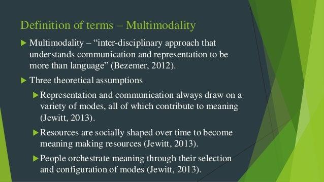 Narrative study definition