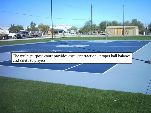 A must know about backyard basketball court options Basketball court installation cost