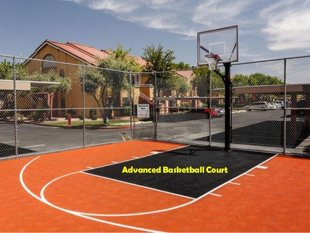 ... Backyard Basketball Court; 13.