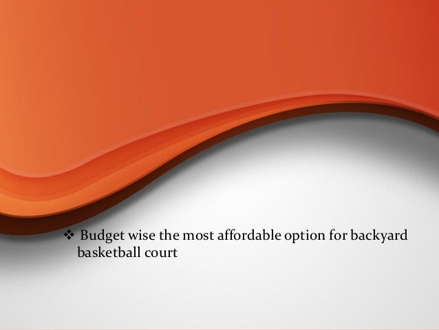A Must Know About Backyard Basketball Court Options