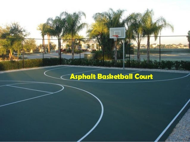 A must know about backyard basketball court options for At home basketball court