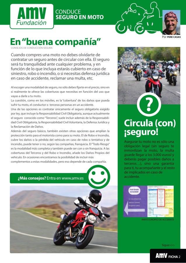Conduce seguro en moto: Consejos para elegir tu seguro de moto