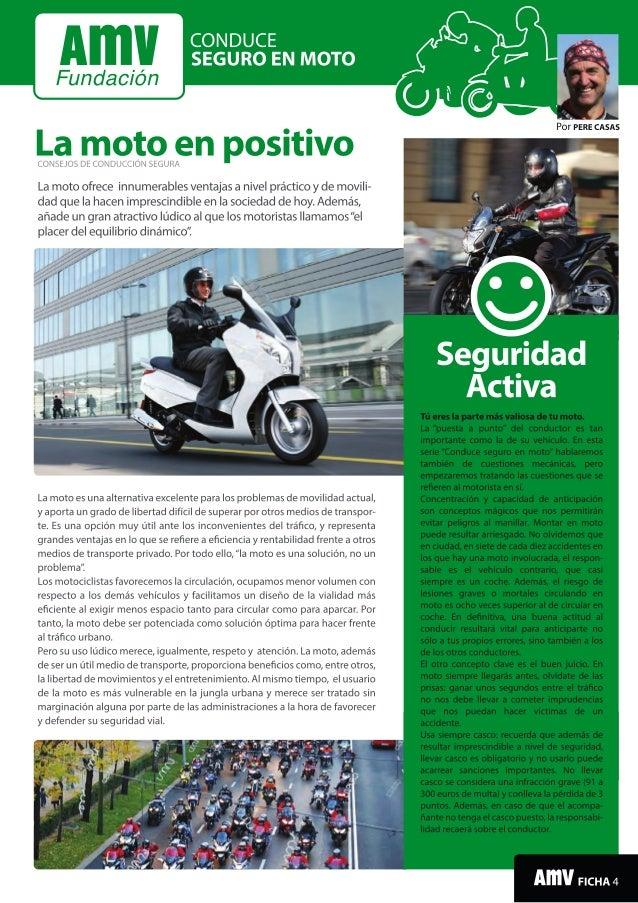 Conduce seguro en moto: La moto como mejor opción de movilidad