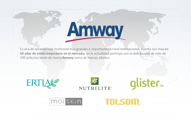 Amway Home Slide 2