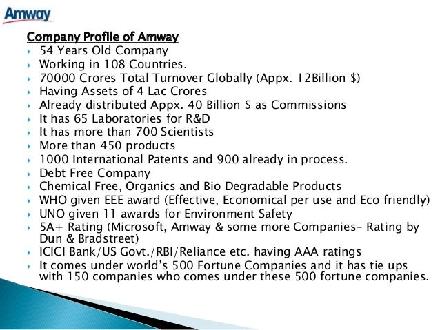 amway india business plan video