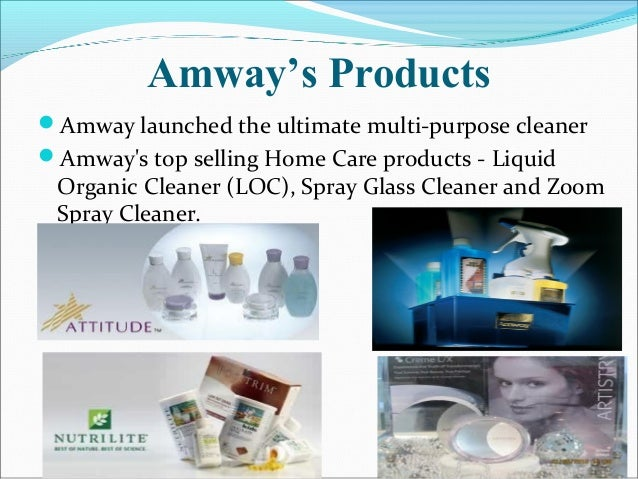 amway case report I would like to thank you for the opportunity to speak about the growing international problem of pyramid schemes  amway differed in  ftc case report.