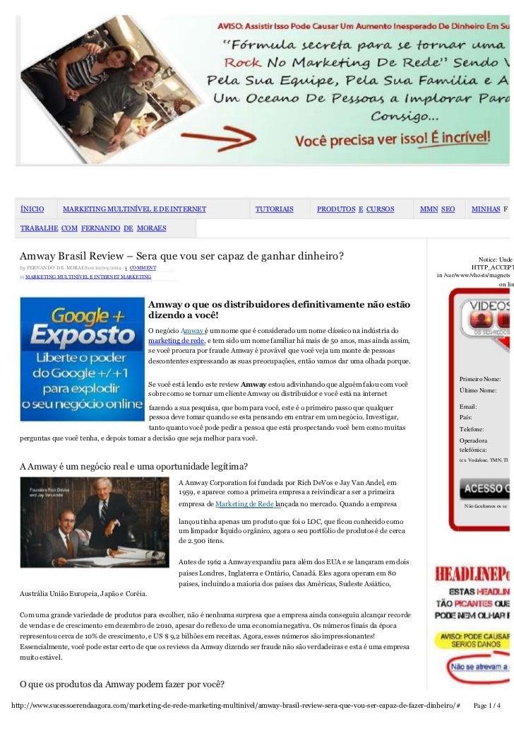 ÍNICIO        MARKETING MULTINÍVEL E DE INTERNET                              TUTORIAIS           PRODUTOS E CURSOS       ...