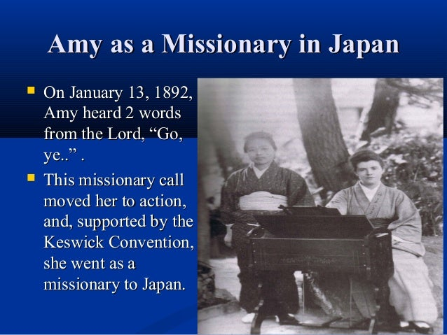 a biography of amy carmichael a protestant christian missionary in india Amy carmichael's wiki: amy wilson carmichael (16 december 1867 – 18 january 1951) was a protestant christian missionary in india, who opened an orphanage and founded a mission in dohnavur she served in india for 55 years without furlough and wrote many books a.