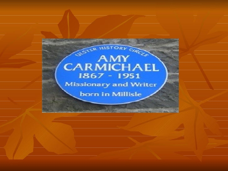Where does she fit?   Tyndale, Wesley and Mueller Houses are    all named after men. Only Carmichael is    named after a ...