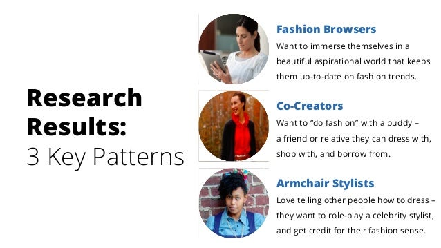 """Fashion Browser """"When I'm tired after a long day, I want to flop on the couch and get the escapist, immersive experience of..."""