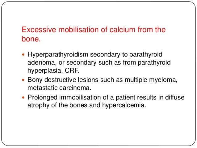 amyloidosis and pathological calcification