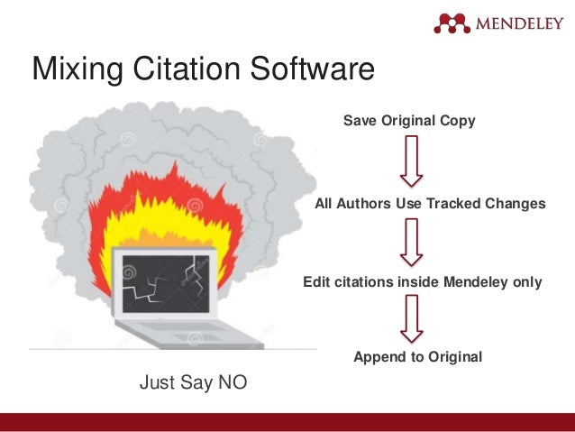 how to add citation in mendeley without original document