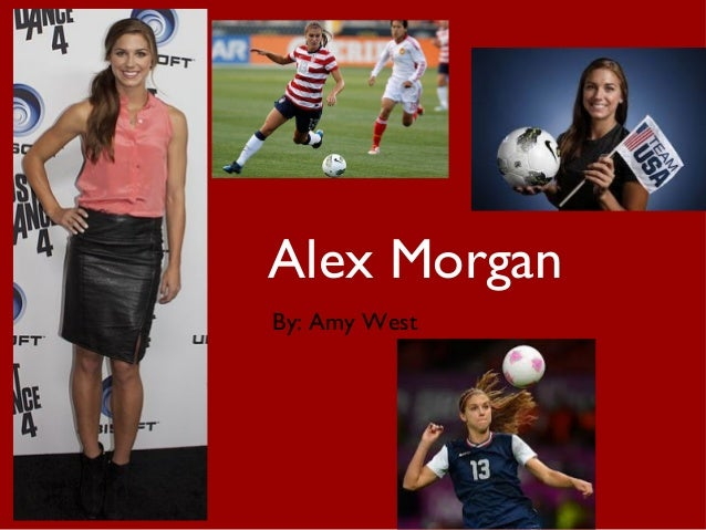 Alex MorganBy: Amy West