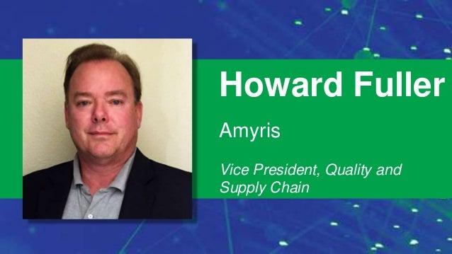 Putting Yeast to Work: Reducing Supply Chain Volatility