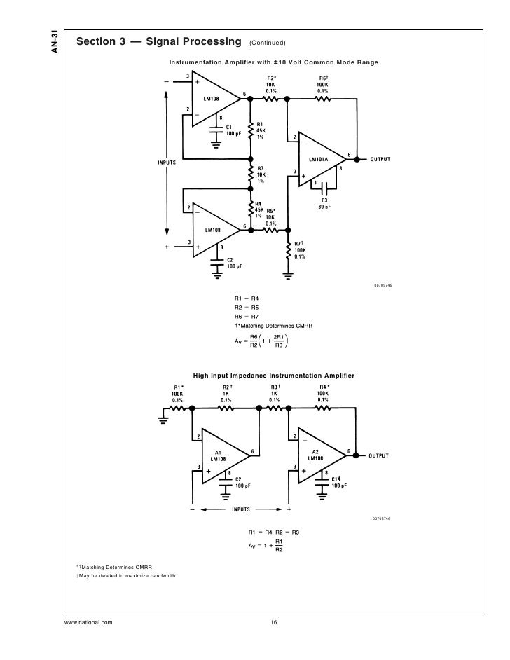 An 31 Op Amps