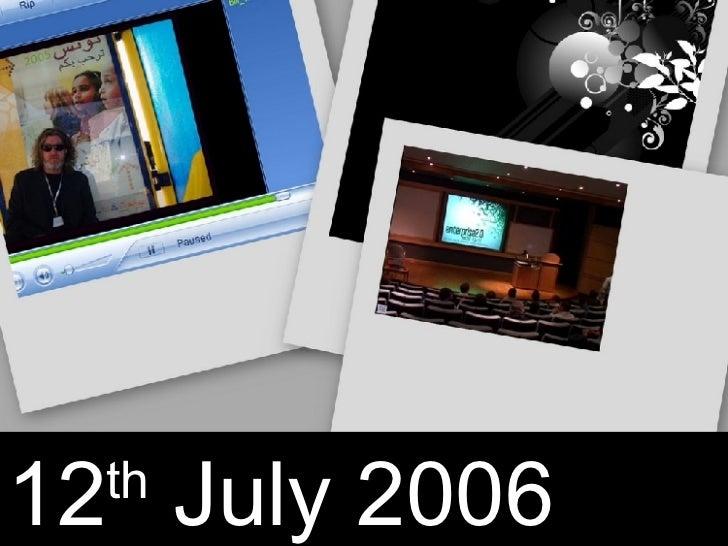 12 th  July 2006