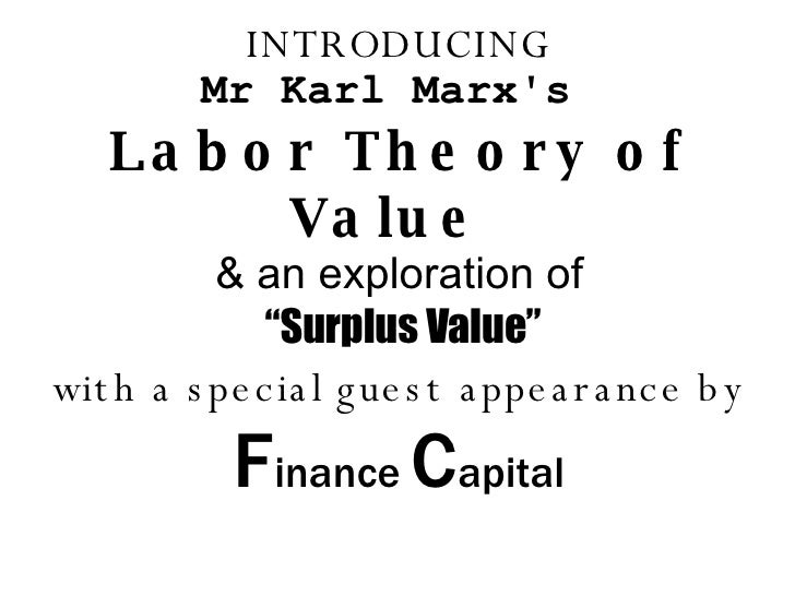 an introduction to marxist economic theory 6 oscillations in capitalism and among economic theories 311  we sought to  produce an introduction to marxian economics that would include and build.