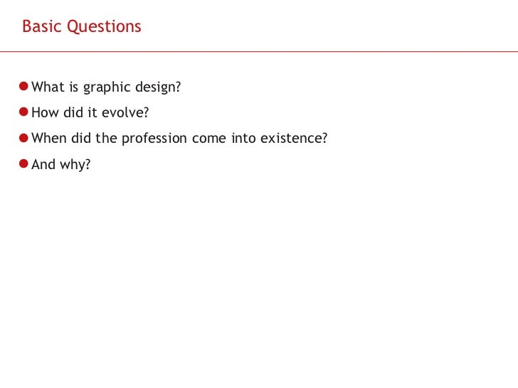 An Introduction To Graphic Design Slide 2