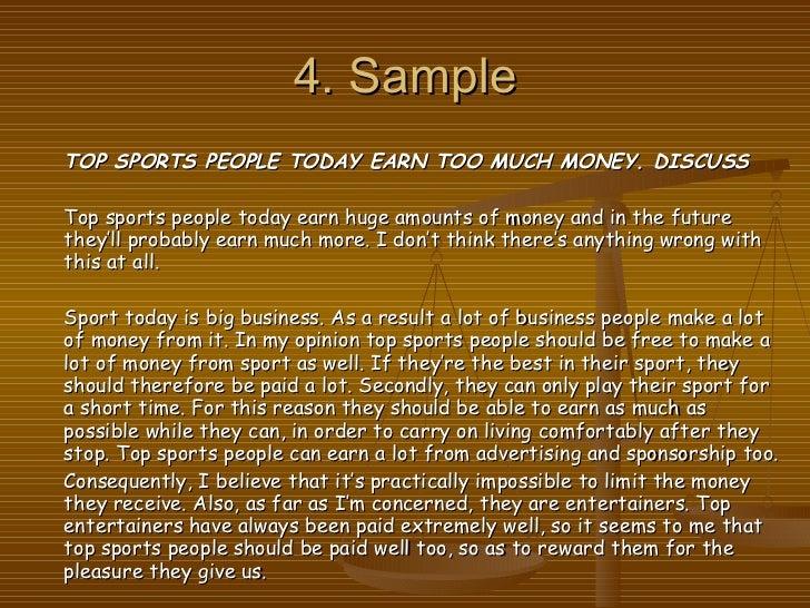 sport essays