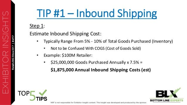 Top 5 Tips For Reducing Shipping Costs In The Retail Industry