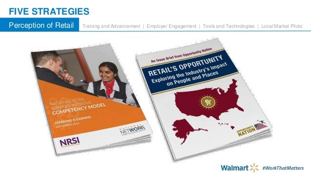 A View From Walmart: How Retailers are Creating Economic