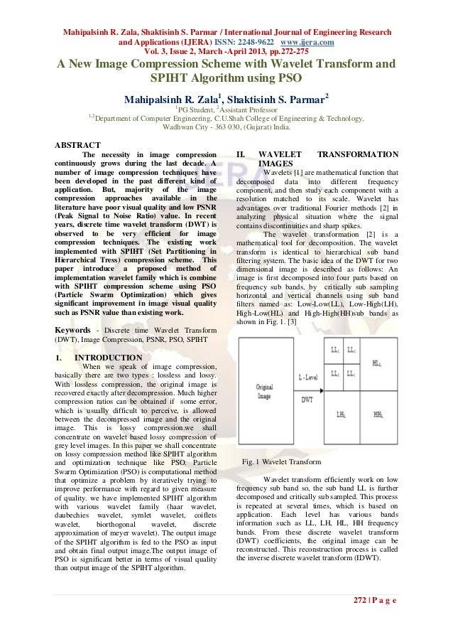 Mahipalsinh R. Zala, Shaktisinh S. Parmar / International Journal of Engineering Research                   and Applicatio...