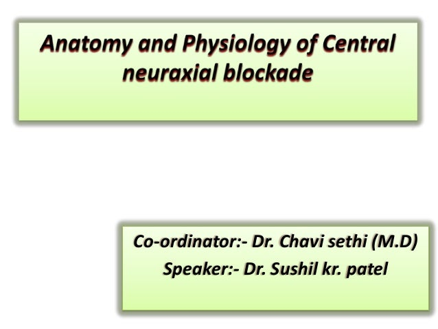Co-ordinator:- Dr. Chavi sethi (M.D) Speaker:- Dr. Sushil kr. patel