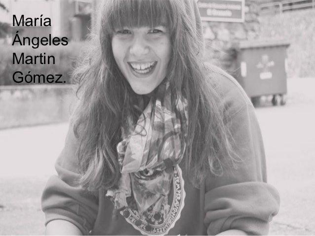 MaríaÁngelesMartinGómez.
